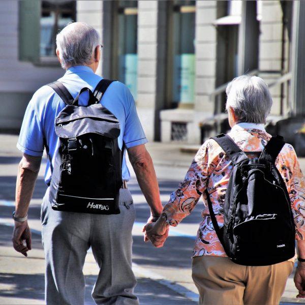 scheiden en pensioen